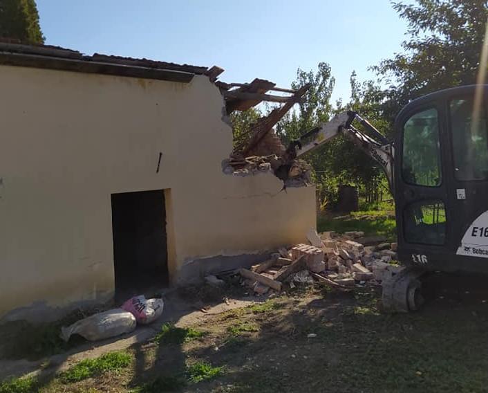 Bontás-Földmunka Győr-Moson-Sopron megye